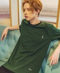 필루미네이트(FILLUMINATE) UNISEX ST One Pocket Tee-GREEN