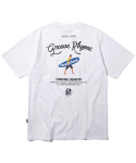 2017 FRONT BACK SURFER T-SHIRT (WHITE) [GT021F23WH]