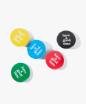 해브 어 굿 타임(HAVE A GOOD TIME) Choco Badges