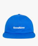 해브 어 굿 타임(haveagoodtime) Goodtime 6 Panel Cap - Blue
