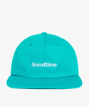 해브 어 굿 타임(haveagoodtime) Goodtime 6 Panel Cap - Aqua