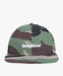 해브 어 굿 타임(haveagoodtime) Goodtime 6 Panel Cap - Camo