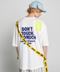 Security manager T-shirts_Off White
