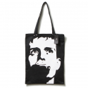 킹(K-ING) Shadowplay Tote Bag Black