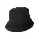 Overlab Bucket Hat Black
