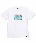 카멜워크(CAMEL WORK) Candy S/S T-Shirts(White)