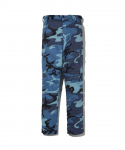 로스코(ROTHCO) [국내배송] ROTHCO / COLOR CAMO TACTICAL PANTS / BLUE