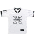 아임낫어휴먼비잉(I AM NOT A HUMAN BEING) [17SS] XHB Foot Ball Jersey - White