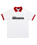 아임낫어휴먼비잉(iamnotahumanbeing) [17SS] But People Love Me PK Shirts - Red