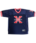 아임낫어휴먼비잉(I AM NOT A HUMAN BEING) [17SS] XHB Foot Ball Jersey - Navy