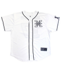 아임낫어휴먼비잉(I AM NOT A HUMAN BEING) [17SS] XHB Base Ball Jersey - White