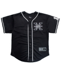 아임낫어휴먼비잉(I AM NOT A HUMAN BEING) [17SS] XHB Base Ball Jersey - Black