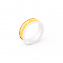 마실러(MARSILER) PELE Ring Yellow