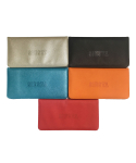 시에스타(SIESTA) SIESTA LONG WALLET [BLACK/RED/BEIGE/ORANGE/SKY-BLUE]