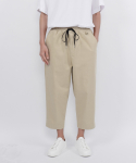 nomad cotton string pants(sand)