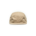 ZIPPER CAMP CAP : BEIGE