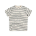 에스티디 스탠다드(STD STANDARD) STRIPE POCKET T-SHIRT : GREY