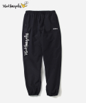 커버낫(COVERNAT) COVERNAT X MARK GONZALES TRACK PANTS  BLACK