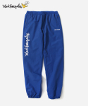 커버낫(COVERNAT) COVERNAT X MARK GONZALES TRACK PANTS  BLUE