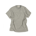 에스티디 스탠다드(STD STANDARD) POCKET T-SHIRT : GREY