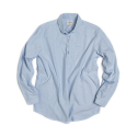 PENCIL POCKET SHIRT : BLUE