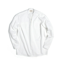 에스티디 스탠다드(STD STANDARD) V-NECK SHIRT : WHITE