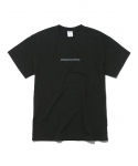 디스이즈네버댓(thisisneverthat) Reflective SP-Logo Tee Black