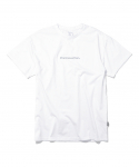 디스이즈네버댓(thisisneverthat) Reflective SP-Logo Tee White