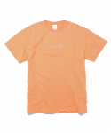디스이즈네버댓(thisisneverthat) Reflective SP-Logo Tee Orange