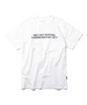 디스이즈네버댓(thisisneverthat) 9317 Tee White
