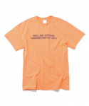 디스이즈네버댓(thisisneverthat) 9317 Tee Orange
