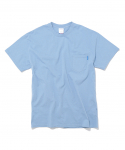 디스이즈네버댓(thisisneverthat) OG Pocket Tee Sky Blue