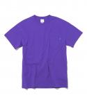 디스이즈네버댓(thisisneverthat) OG Pocket Tee Purple