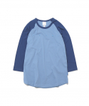 디스이즈네버댓(thisisneverthat) W Baseball Tee Blue/Navy