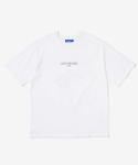 레이어 유니온(LAYER UNION) CP MAP S/S TEE WHITE