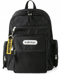 버빌리안(BUBILIAN) Bubilian 5D HEAT backpack_BLACK