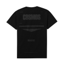 제너럴 아이디어(GENERAL IDEA) G7D05054 - COSMOS T-SHIRT [BLACK]