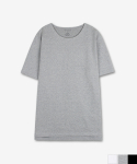 퍼스트플로어(FIRSTFLOOR) [S/S] side slit LONG TSHIRTS (12수_3 colors)