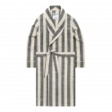 STRIPE ROBE GS [IVORY]