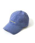 어메이드(AMADE) May Cotton Ball Cap Blue