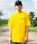 위캔더스(WKNDRS) WLC TEE (YELLOW)