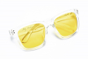 애쉬크로프트(ASHCROFT) Paranoid - 02 Yellow tint Sunglasses