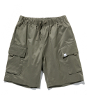 라이풀() EASY D.POCKET SHORTS olive