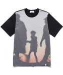 라이풀() MADAGASCAR SUNSET TEE black
