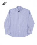 팔칠엠엠서울() [MO] STRIPE SHIRTS (SKY BLUE)