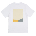 3COLOR TEE (WHITE)