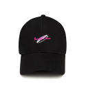모티브스트릿(MOTIVESTREET) SURFING BALL CAP BLACK