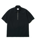 Ripstop Pullover 1/2 Shirts Black