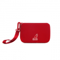 캉골() Mix-Tape Passport Wallet 4106 RED