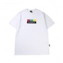 캉골() Mix-tape box Short T 2560 White